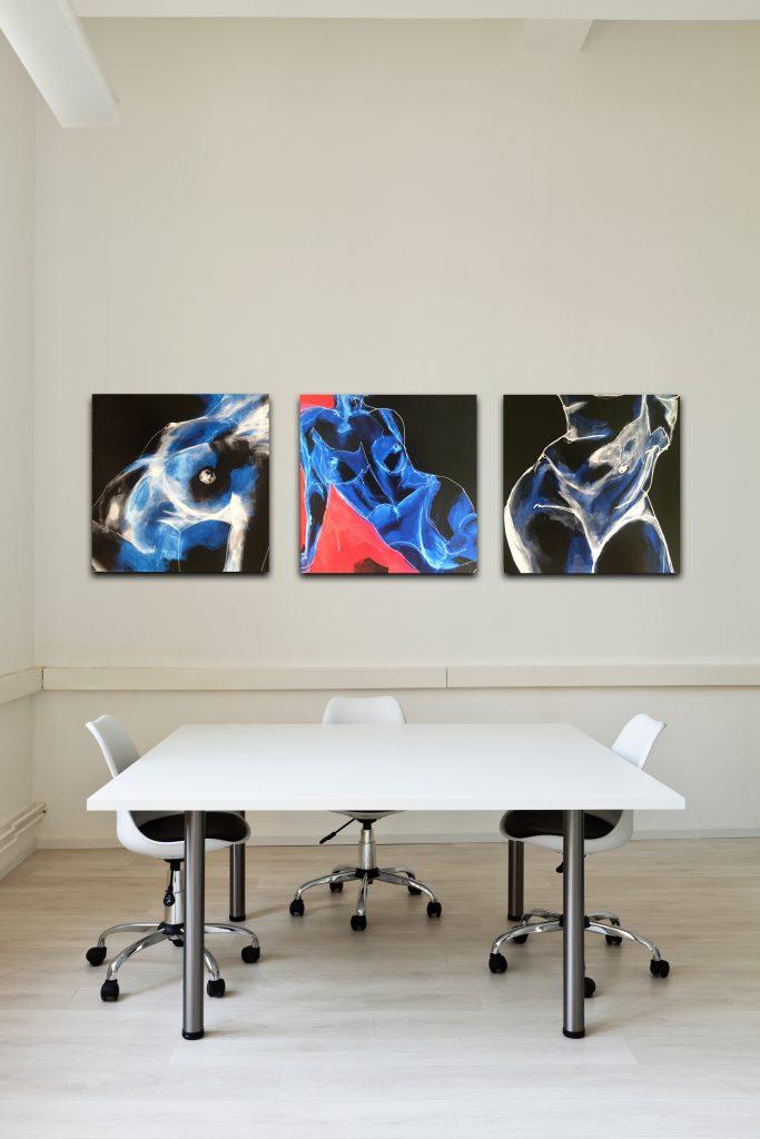 ART ON PERSPEX,